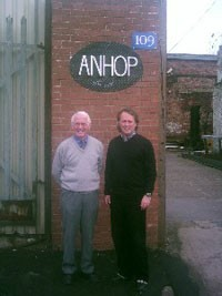 Niall & Alan Hopper  -  The Owners of Anhop