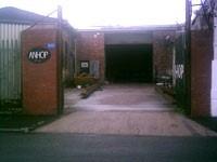 Current Premises - 109 Glenpark St., Glasgow G31 1NY