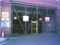 Main Service Yard Gates - Buchanan Galleries, Glasgow